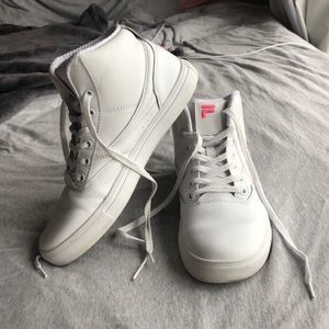 Fila hightop sneakers